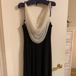 Cache Floor Length Dress